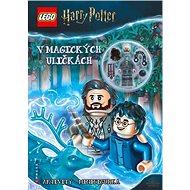 LEGO Harry Potter V magických uličkách: Aktivity, obsahuje minifigurku - Kniha
