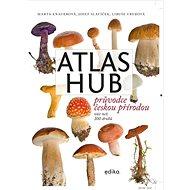 Atlas hub: Průvodce českou přírodou, více než 100 druhů - Kniha