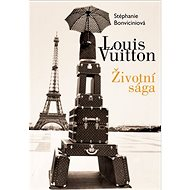 Louis Vuitton Životní sága - Kniha