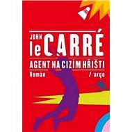 Agent na cizím hřišti - Kniha