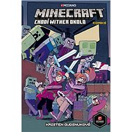 Minecraft komiks Chodí Wither okolo - Kniha