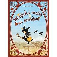 Magická metla na prenájom - Kniha