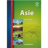 Asie Školní atlas pro základní školy a víceletá gymnázia - Kniha