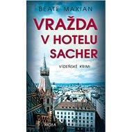 Vražda v hotelu Sacher - Kniha