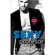 Sexy profesor - Kniha