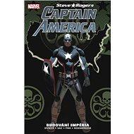 Captain America Steve Rogers 3 Budování impéria - Kniha