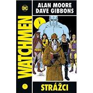 Watchmen Strážci - Kniha