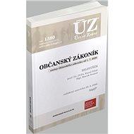 ÚZ 1380 Občanský zákoník: podle stavu k 22. 6. 2020 - Kniha