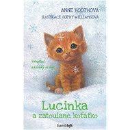 Lucinka a zatoulané koťátko: Vánoční zázraky se dějí - Kniha