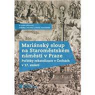 Mariánský sloup na Staroměstském náměstí v Praze: Počátky rekatolizace v Čechách v 17. století - Kniha