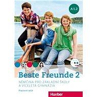 Beste Freunde 2 (A1/2) pracovní sešit: Němčina pro základní školy a víceletá gymnázia - Kniha