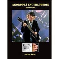 Akordová encyklopedie pro kytaru - Kniha