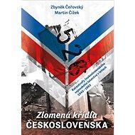 Zlomená křídla Československa: Katastrofy československého vojenského letectva v letech 1945-1965 - Kniha