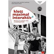 Klett Maximal interaktiv 2: Němčina pro základní školy a víceletá gymnázia - Kniha