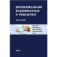 Diferenciální diagnostika v pediatrii - Kniha