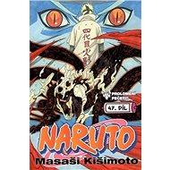 Naruto 47 Prolomení pečeti - Kniha