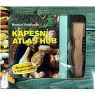 Kapesní atlas hub + houbařský nůž - Kniha
