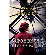 Zapomenuté dívky z Paříže - Kniha