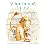 V knihovně je lev - Kniha
