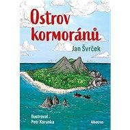 Ostrov kormoránů - Kniha