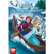 Ledové království Arendellská dobrodružství - Kniha