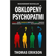 Obklopený psychopatmi - Kniha