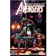 Avengers 3: Válka upírů - Kniha
