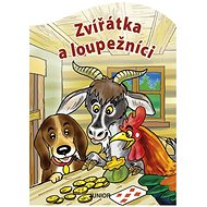 Zvířátka a loupežníci - Kniha