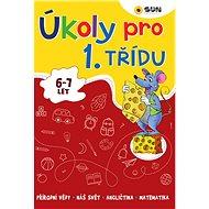 Úkoly pro 1. třídu: 6 - 7 let - Kniha