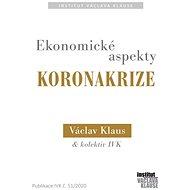 Ekonomické aspekty koronakrize - Kniha