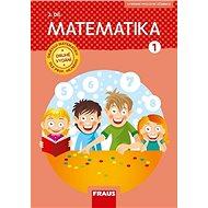 Matematika 1/2 – dle prof. Hejného – nová generace - Kniha