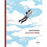 Anna chce skočit - Kniha