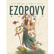 Ezopovy bajky - Kniha