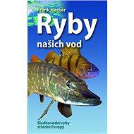 Ryby našich vod: Sladkovodní ryby střední Evropy - Kniha