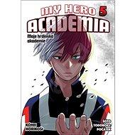 My Hero Academia 5 Moje hrdinská akademie