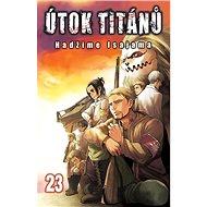 Útok titánů 23 - Kniha