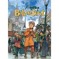 Čtyřka z Baker Street Aféra Rabukin - Kniha