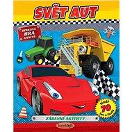Svět aut: zábavné aktivity - Kniha