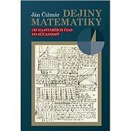 Dejiny matematiky - Kniha