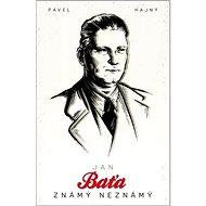 Jan Baťa: Známý, neznámý - Kniha