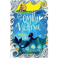 Emily Vichrná a proud času - Kniha