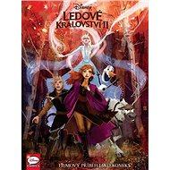 Ledové království II Filmový příběh jako komiks