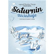 Saturnin zasahuje - Kniha