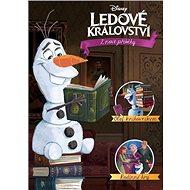Ledové království 2 nové příběhy: Olaf knihovníkem, Rodinné hry - Kniha