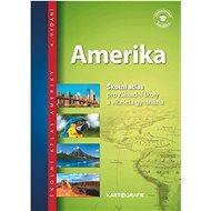 Amerika Školní atlas: pro základní školy a víceletá gymnázia - Kniha