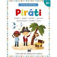 Piráti Hravé aktivity - Kniha