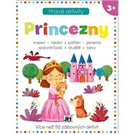 Princezny Hravé aktivity - Kniha