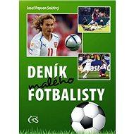 Deník malého fotbalisty - Kniha