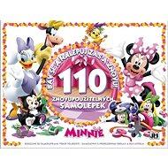 Minnie Bav se a nalepuj zas a znovu!: 110 znovupoužitelných samolepek - Kniha