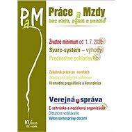 Práce a mzdy 10/2020: Životné minimum od 1. 7. 2020, Švarc-systém, Prednostné pohľadávky - Kniha